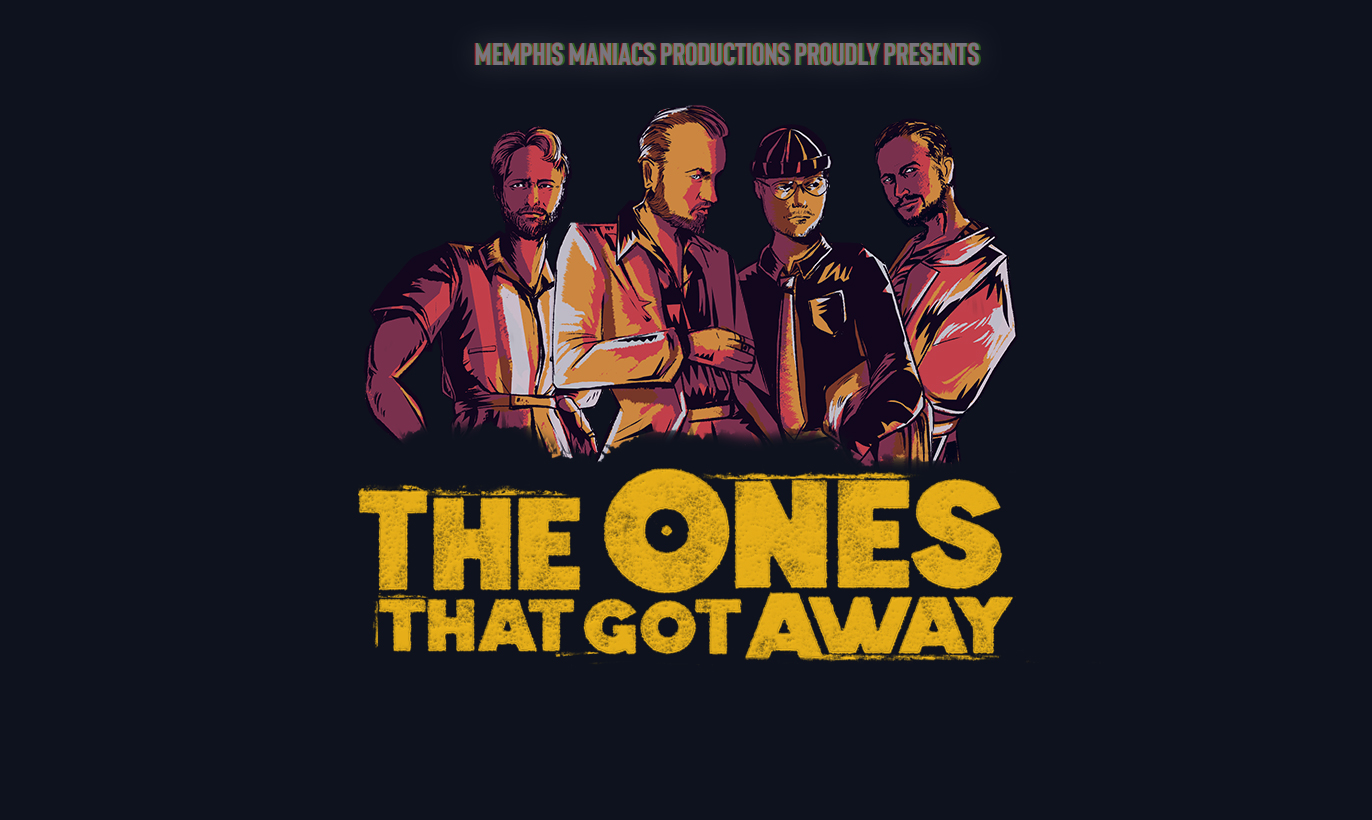 Memphis Maniacs - Masters of the Mash-Up
